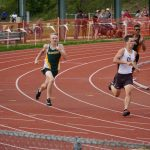 Bouril Medals in 400 Meter Dash, Heading to States