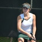 Girls Tennis falls to Moon in Scrimmage