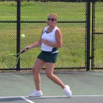 Girls Varsity Tennis defeats Central Valley 4 – 1