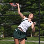 Girls Varsity Tennis defeats Riverside 4 – 1