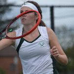 Tennis: Begley defeats Blum but Cougars Fall in a Close Match