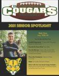 Blackhawk Senior Spotlight – Matt Ours