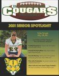 Blackhawk Senior Spotlight – Tyler Woods