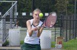 Girls Varsity Tennis beats Ambridge Area 5 – 0