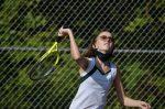 Girls Varsity Tennis falls to Central Valley 4 – 1