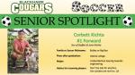 Blackhawk Soccer Senior Spotlight – Corbett Kichta