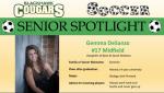Blackhawk Soccer Senior Spotlight – Gemma DeSanzo