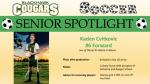 Blackhawk Soccer Senior Spotlight – Kaden Cvitkovic