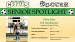 Blackhawk Soccer Senior Spotlight – Riley Sims