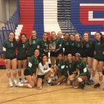 Girls Volleyball Finishes 2nd at CCS Championships