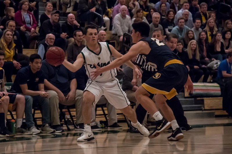 Paly Boys Basketball Nor Cal Regional Finals