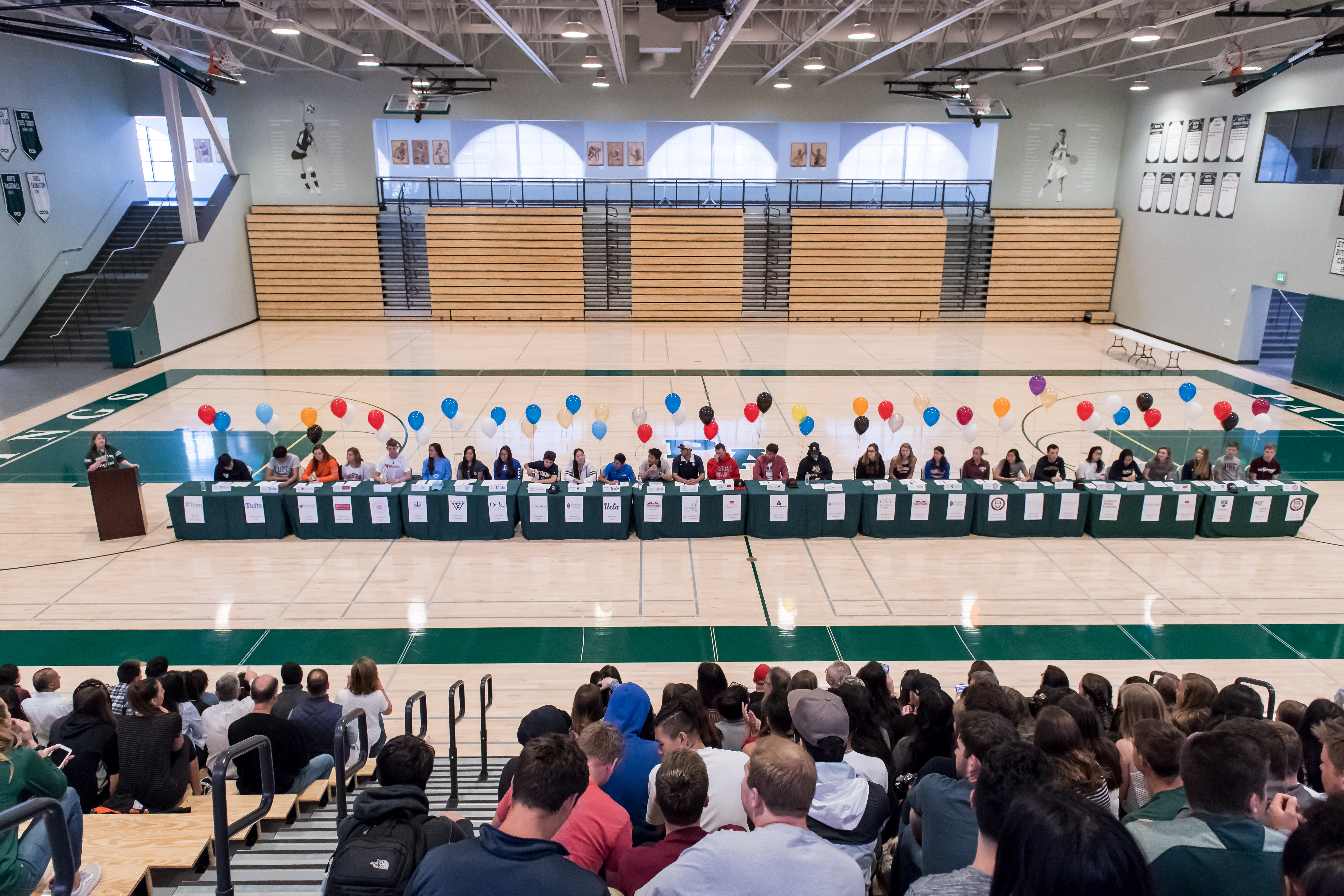 Paly 2018 National Signing Day
