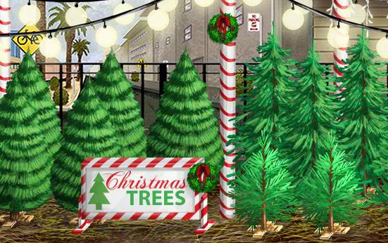Paly Athletics Holiday Tree Lot