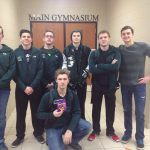 Greenville Senior High School Boys Varsity Swimming & Diving finishes 33rd place