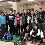 Girls Varsity Swimming finishes 7th place at GWOC – American League meet