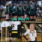 Girls Varsity Volleyball takes down MVL Valley Division Leaders, Sidney Yellowjackets