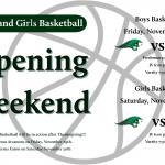 Boys and Girls Basketball Set to Open Season