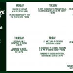 Green Wave Athletics Week of December 9th