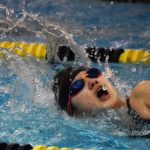 Girls Varsity Swimming finishes 47th place at Southwest Classic