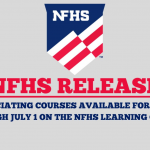 Free Officiating Courses via NFHS Learning Center