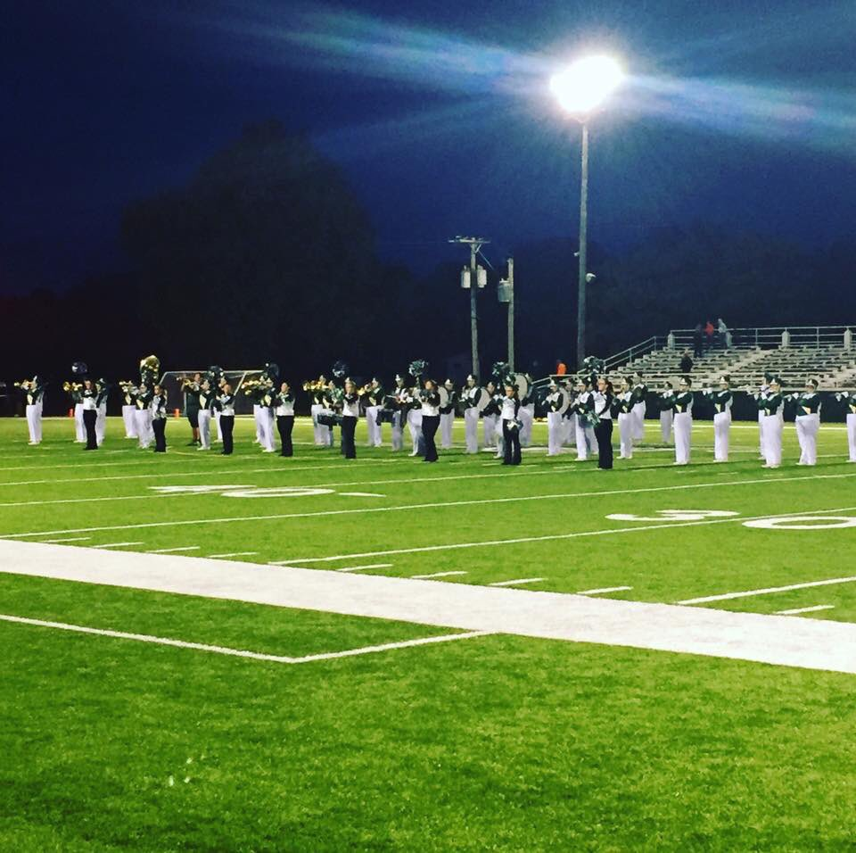 """The Greenville Band of Pride Performs """"Virtual Edition"""" of Onward Greenville!!!!"""
