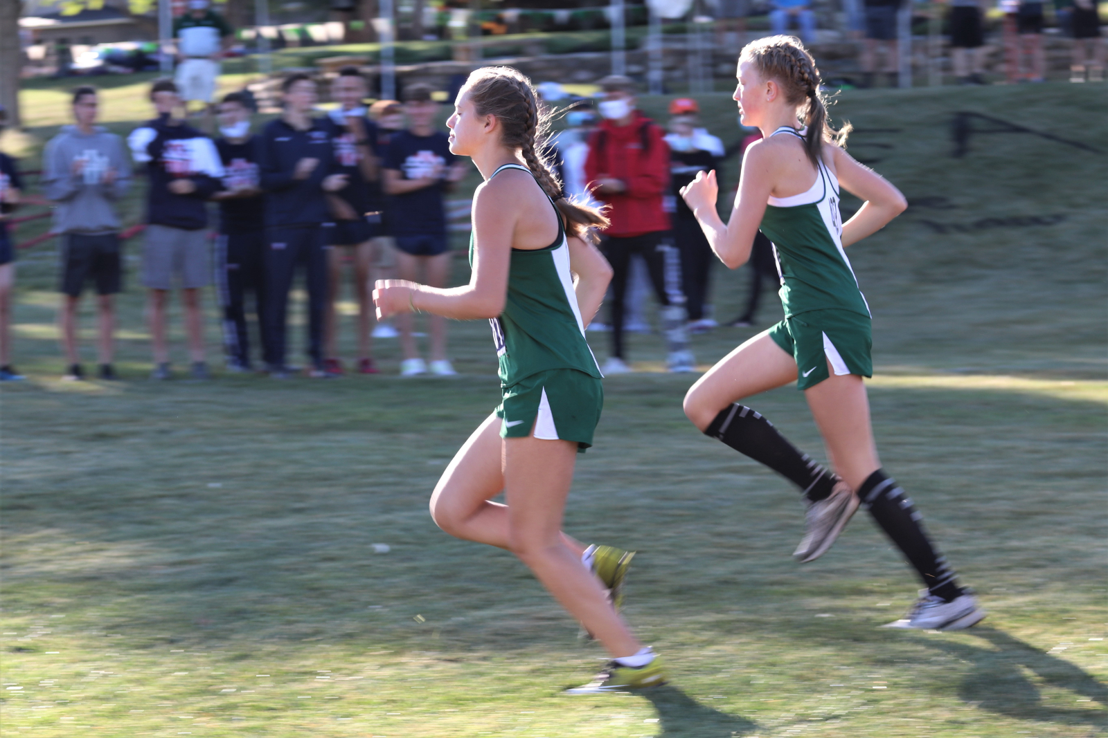 HS and MS Cross Country With Strong Showing at Dave Lightle Invitational
