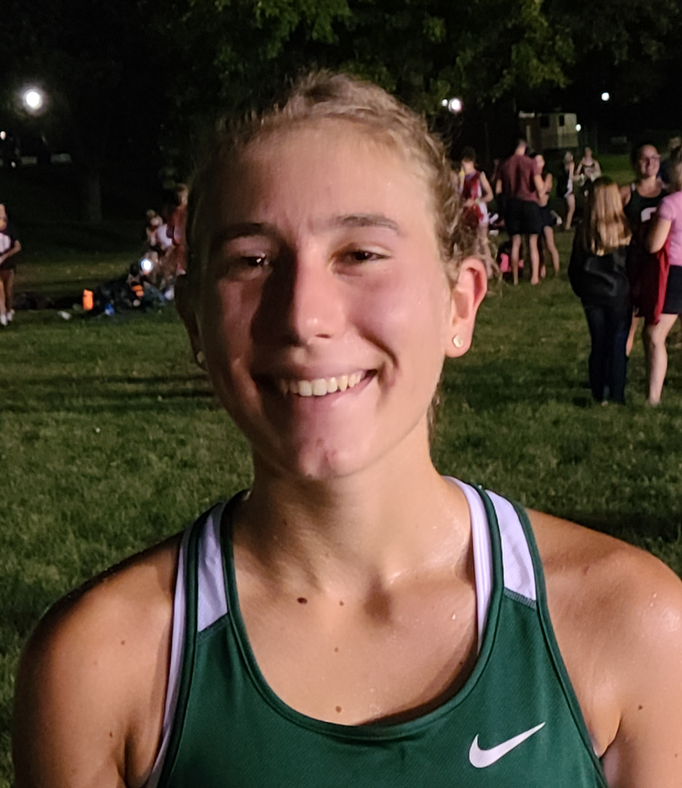 Isabelle Rammel Wins the Troy Twilight Invitational