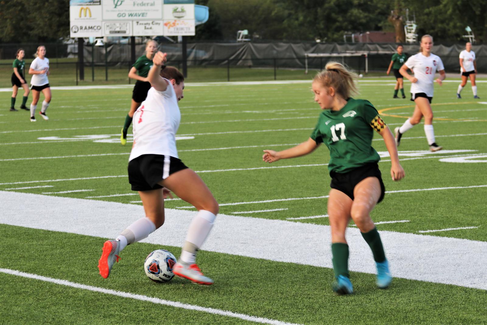 Girls Soccer vs Tippecanoe