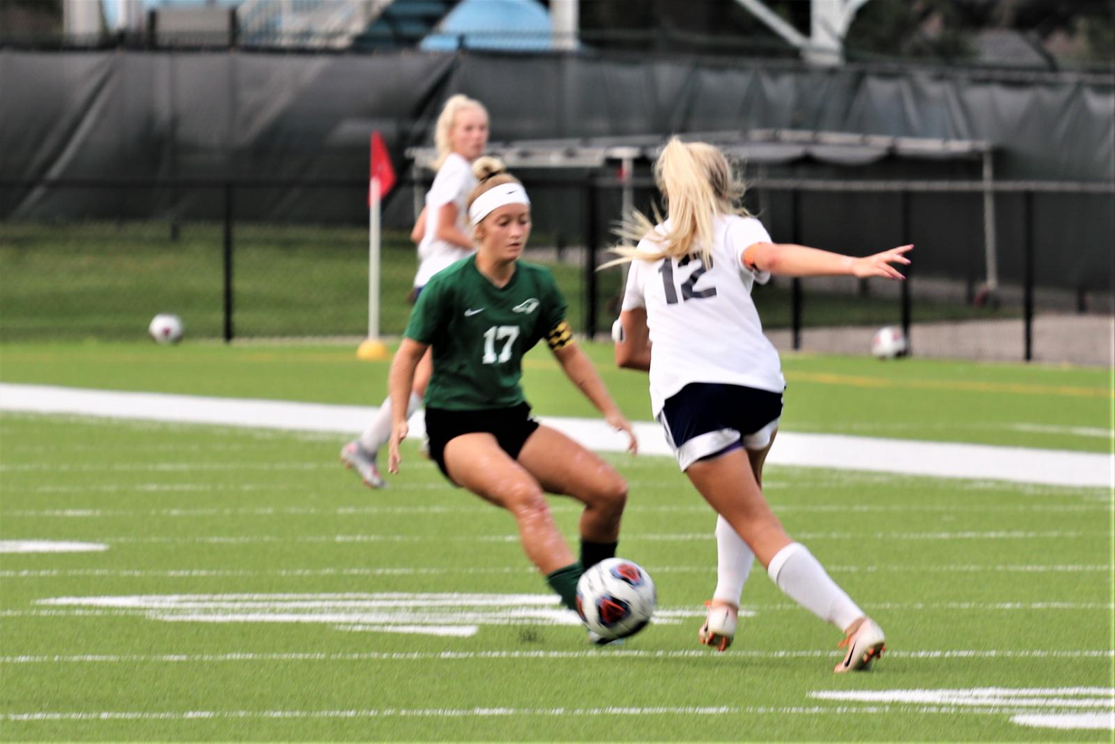 Girls Soccer vs Piqua