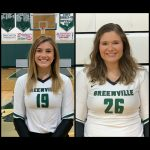 Girls Varsity Volleyball beats Butler, Class Breaks/Ties Records