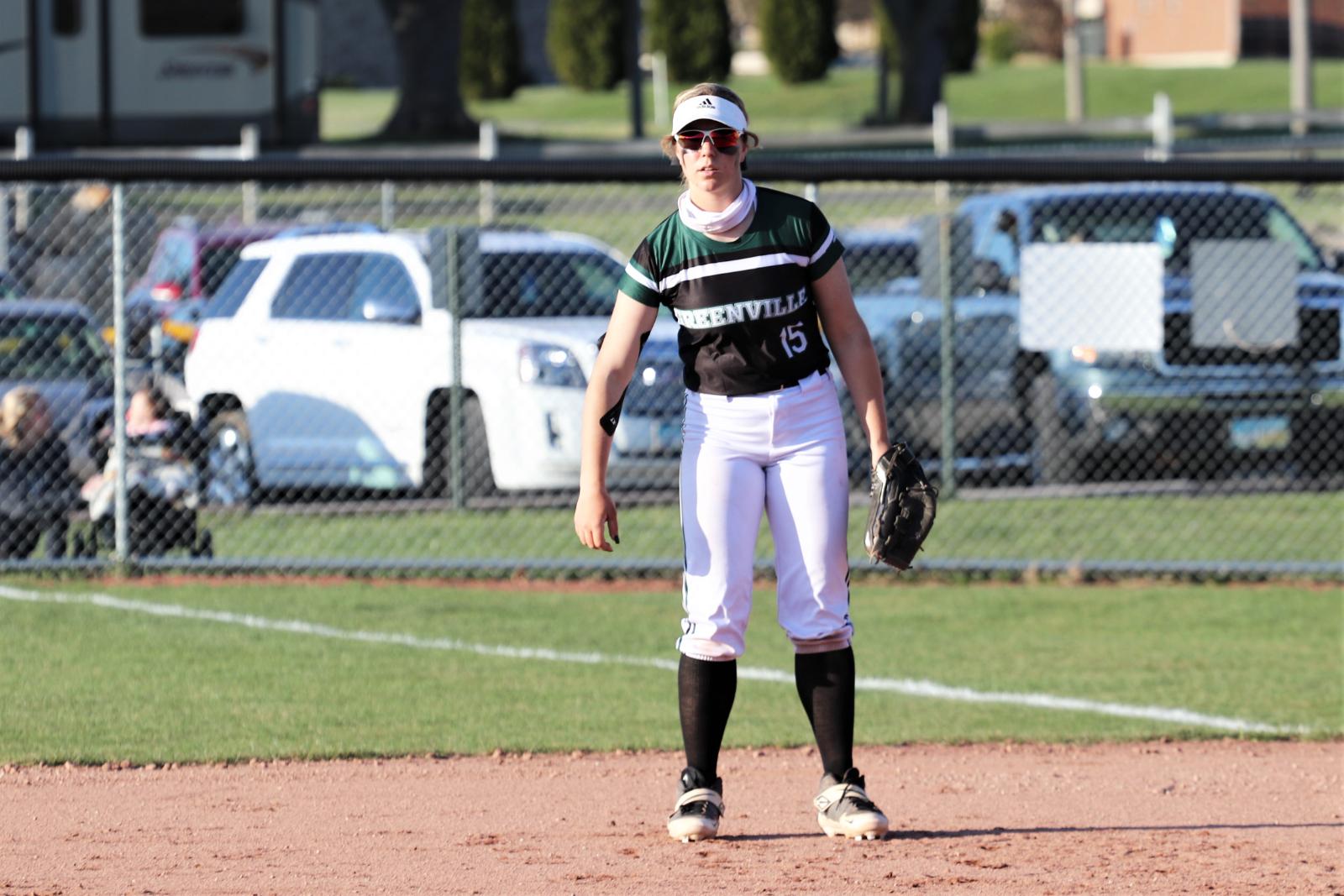 Varsity Softball vs Troy