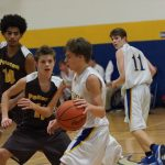 Pellston High School Boys Junior Varsity Basketball beat Alanson 46-37