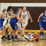 Pellston High School Girls Junior Varsity Basketball falls to Inland Lakes High School 46-32