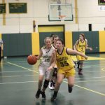 Pellston High School Girls Junior Varsity Basketball beat Forest Area High School 36-12