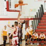 Pellston High School Boys Junior Varsity Basketball falls to Johannesburg-Lewiston High School 36-29