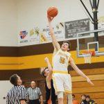Pellston High School Boys Varsity Basketball beat Mancelona High School 51-34