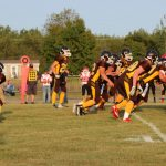 Varsity Football Falls in Season Opener