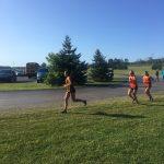 Cross Country at Charlevoix Mud Run