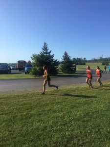 Cross Country at Charlevoix Mud Run