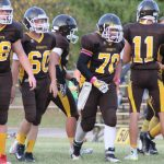 Pellston High School Varsity Football falls to Engadine High School 54-0