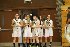 Varsity Girls Basketball vs Onaway 2/20/18 (Parents Night!)