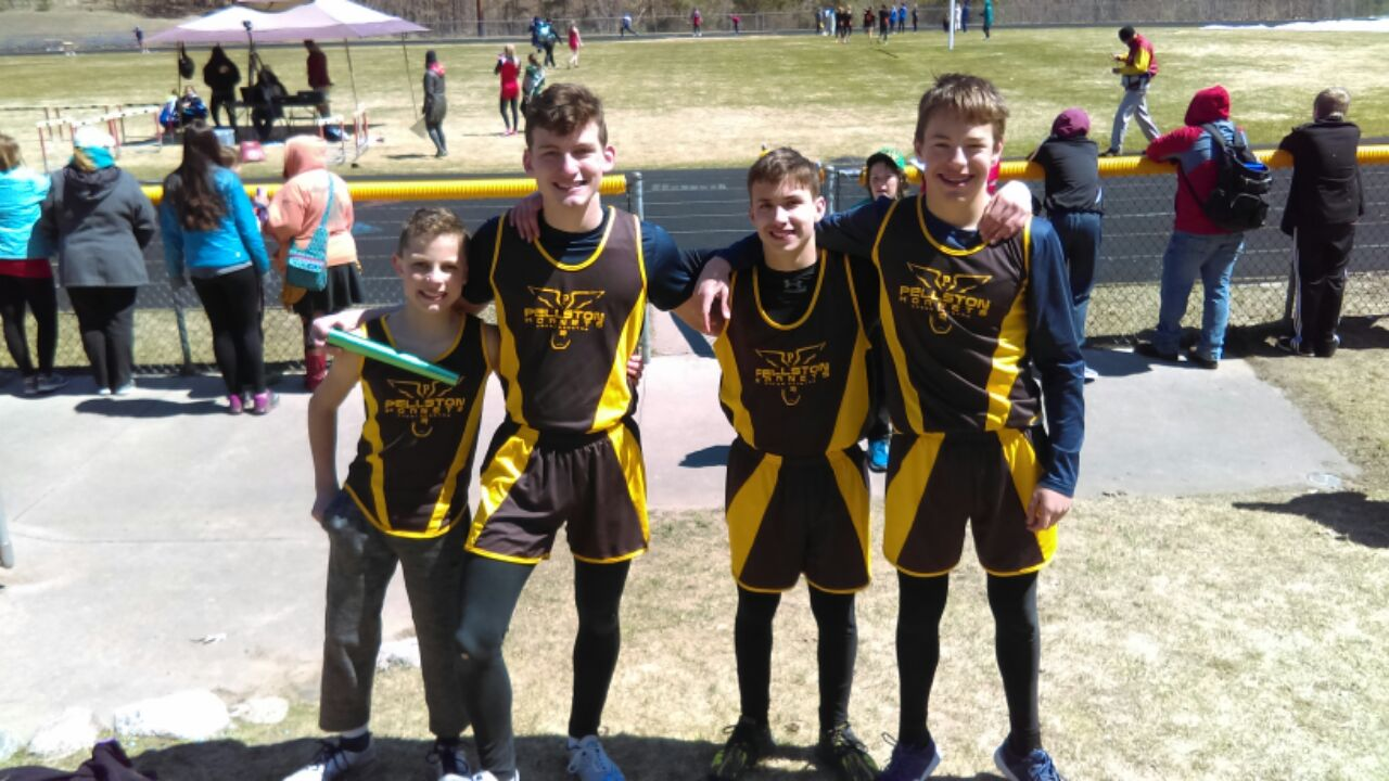 MS Track Opens Season at Bellaire