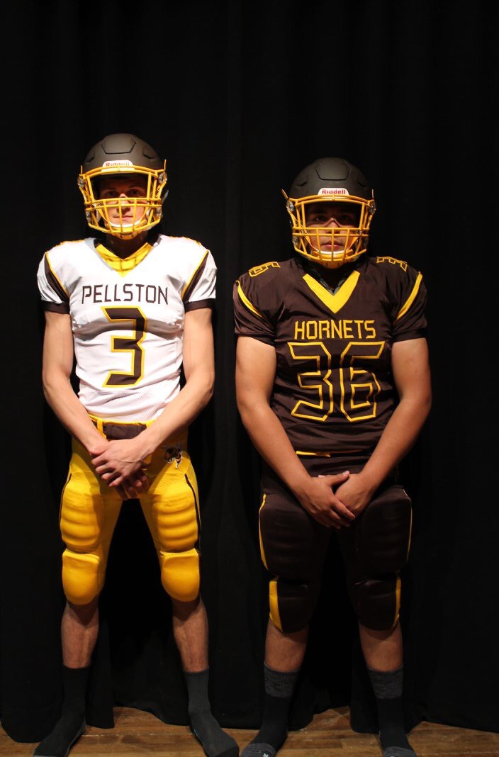 Varsity Football Unveils New Look