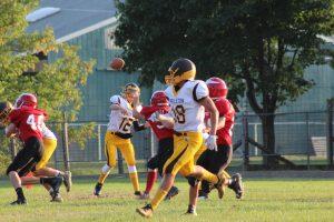Varsity Football at Posen 8/31/18