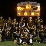 Boys Varsity Football beats Atlanta (Homecoming) 35 – 6