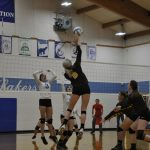 Girls Varsity Volleyball beats Mackinaw City 3 – 0