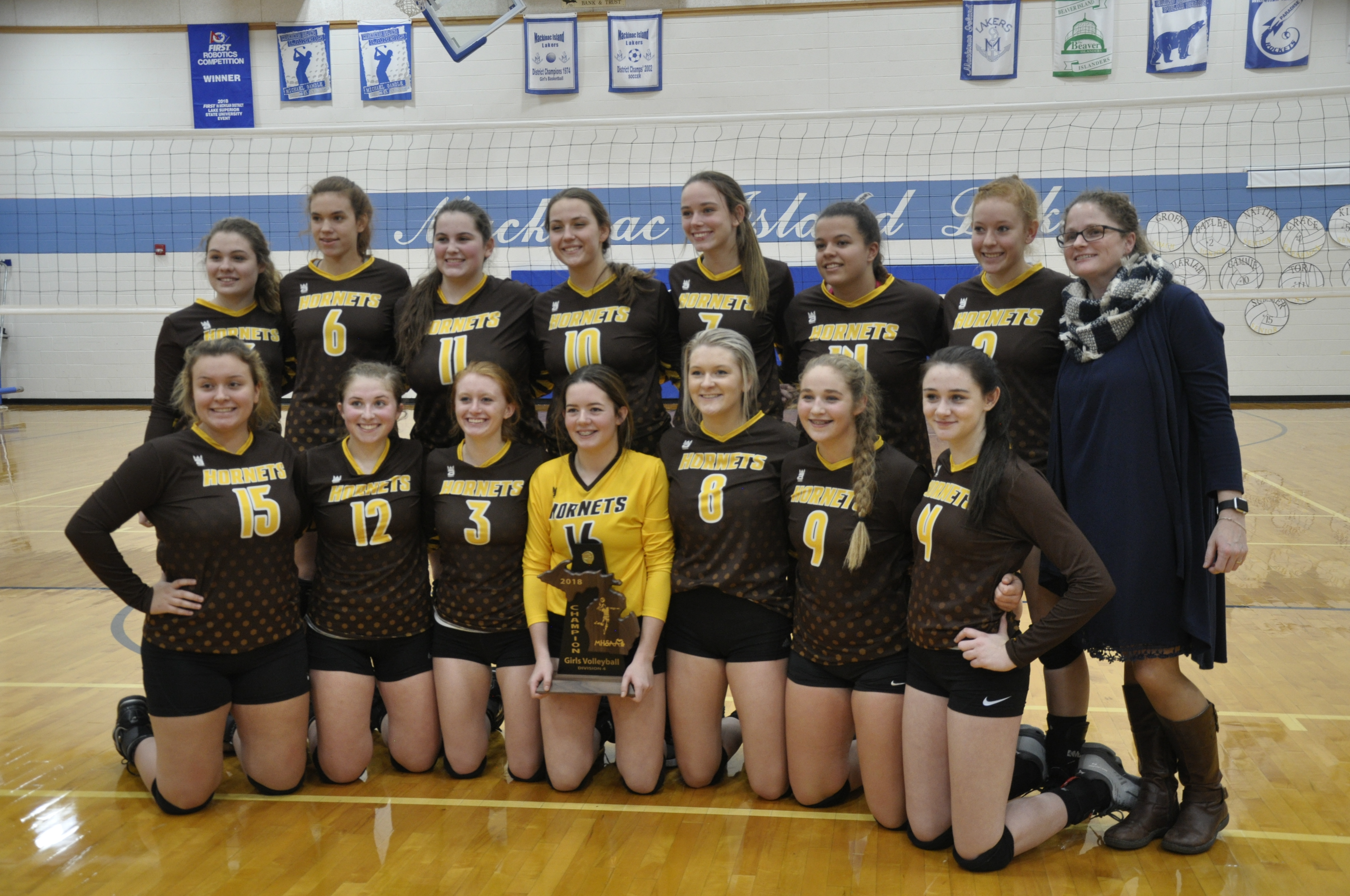 Brooke Groff Steps Down As Varsity Volleyball Coach