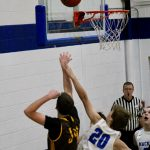 Varsity Boys Basketball at Mackinaw City 11/30/18