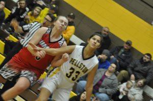 Girls Basketball vs Jo'burg 12/18/18