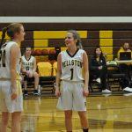 Girls basketball vs Onaway 1/25/19